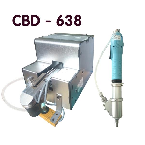 Hệ thống cấp siết vít toàn tự động CBD-638