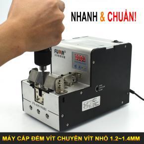 Máy cấp vít đếm vít mini đĩa xoay chuyên dụng M1.2~M1.4 FT-619-NSRI FUMA